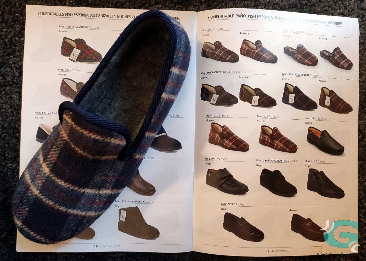 Javer calzado Made in Spain conocido por sus zapatillas