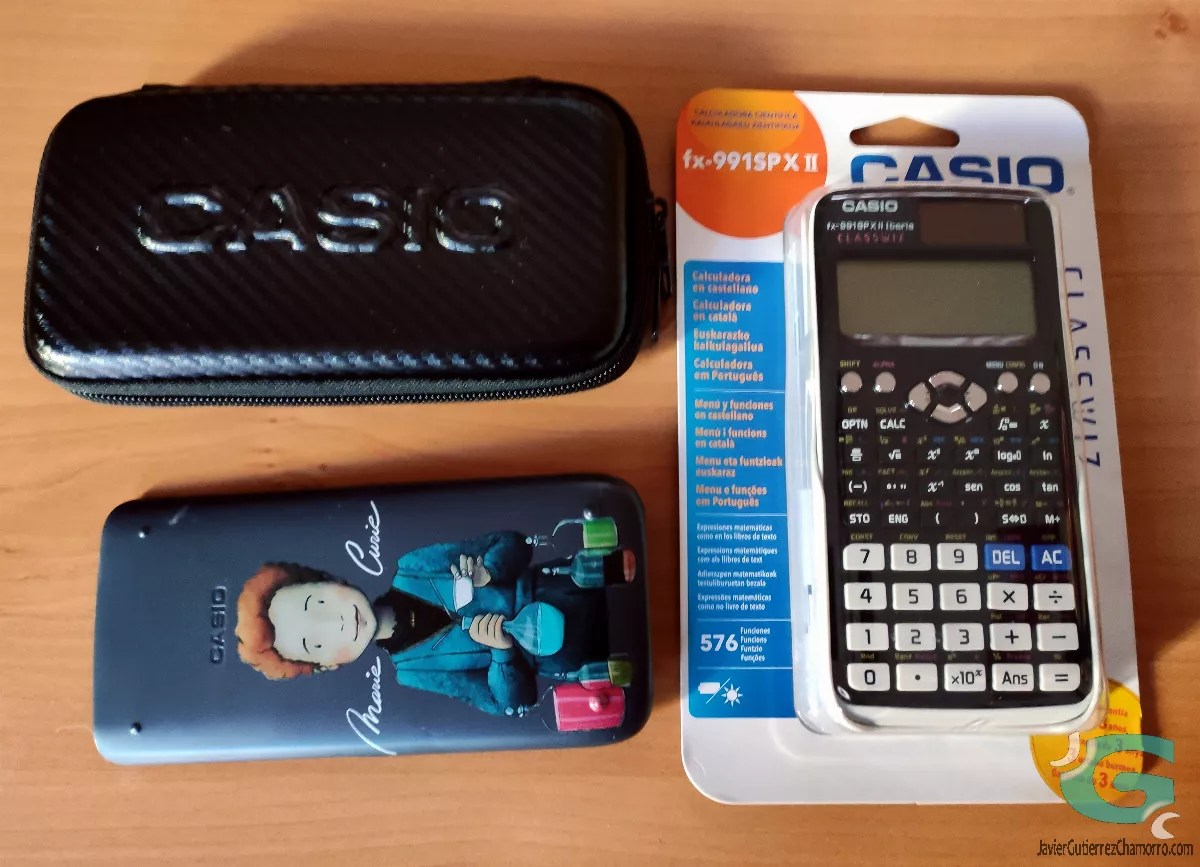Funda Casio fx-Case (y el descontrol de Calculados.com)
