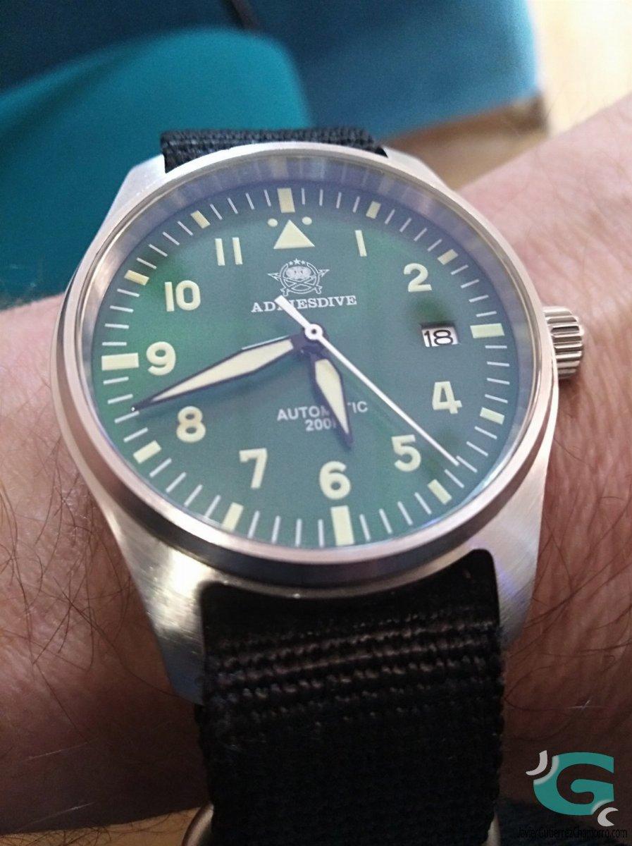 Galería de relojes de los lectores (8 y una investigación)