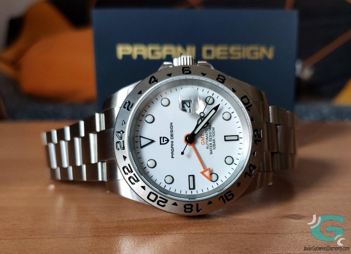 "Pagani Design PD1682 ""Explorer II"""