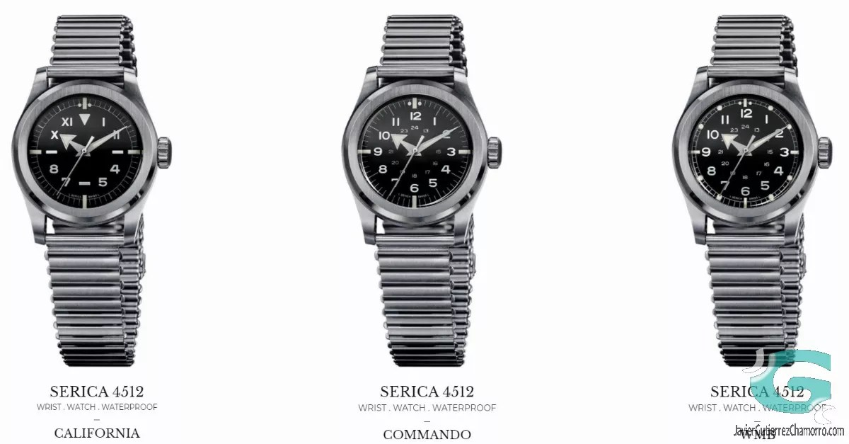 Serica 4512 WMB