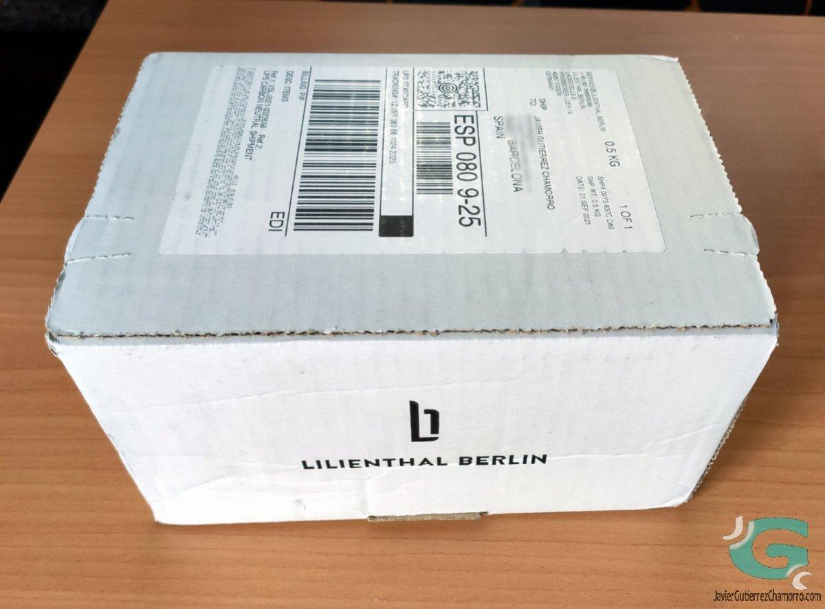 Lilienthal Berlin Zeitgeist Automatik All Blue