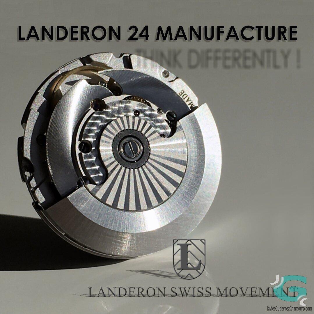 Landeron ha vuelto, aunque no de la forma que nos gustaría