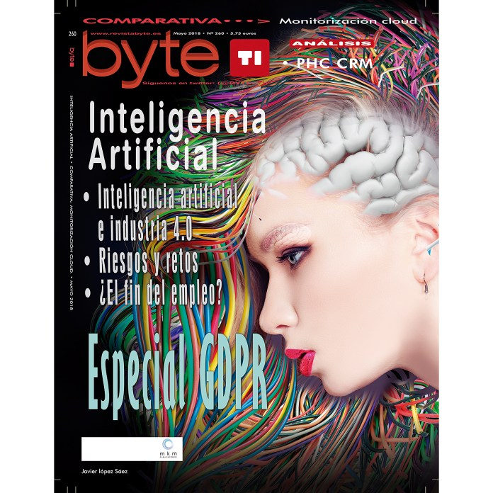 Cover Byte May 2018