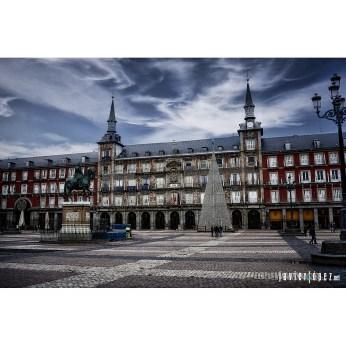 2020 Plaza Mayor (Madrid) Spain