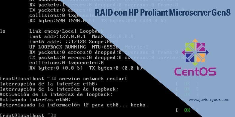 Configurar la red en linux