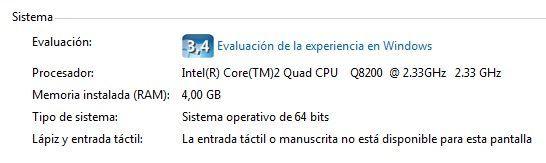 HP Proliant Gen8 Comparativa Personal 1 PC Asus Barebone