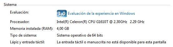 HP Proliant Gen8 Comparativa Personal 5 MV con SSD