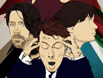 Radiohead Illustration