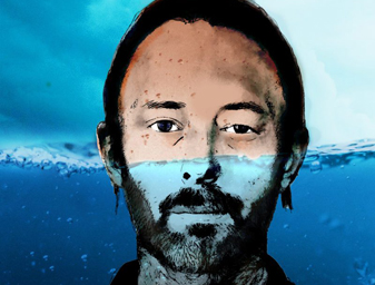 Thom Yorke Illustration