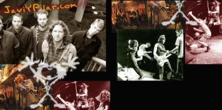 "Pearl Jam ""Spin The Black Circle"""