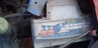 Batería del SEAT Ibiza (banner)