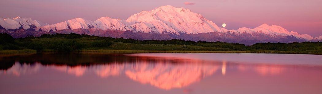 Monte Mckinley (Alaska). Alaska: la última frontera