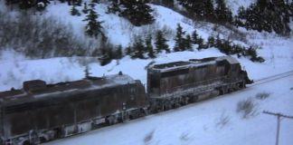 """""""El Tren del Infierno"""" (""""Runaway Train"""", 1985)"""