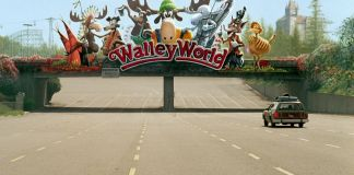 """Llegando a Walley World en """"Las vacaciones de una chiflada familia americana"""" (National Lampoon's Vacation)"""