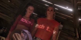 "Woody Harrelson y Juliette Lewis en ""Asesinos Natos"" (""Natural Born Killers"", 1994)"