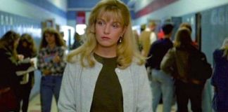 "Laura Palmer en ""Twin Peaks: Fuego Camina Conmigo"" (""Twin Peaks: Fire Walk With Me"", 1992)"
