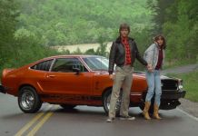 "Ford Mustang Cobra II de 1977 en ""Starman"" (1984)"