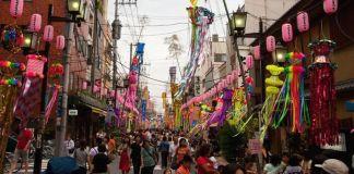 La fiesta del Tanabata en Japón