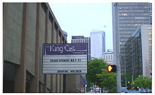 El mítico King Cat Theater