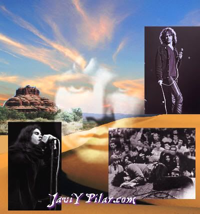The west is the best... (Jim Morrison / THE DOORS)