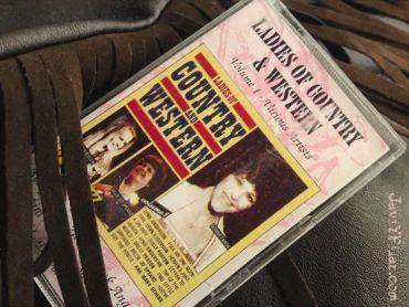 La vieja cassette de country