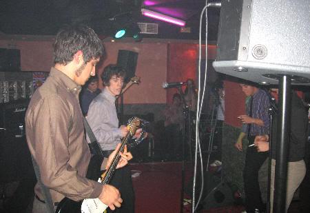 FAITH KEEPERS en el Wet Dream 2007 (Valladolid, 5 de mayo de 2007)