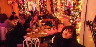 Interior del Serendipity 3 (Navidad de 2008)