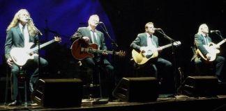 Concierto de los EAGLES en Madrid (21 de julio de 2009)