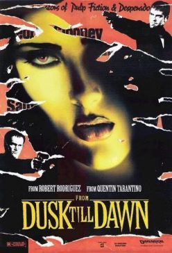 "Cartel de ""Abierto Hasta el Amanecer"" (""From Dusk Till Dawn"", 1996)"