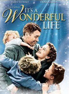 """Cartel de """"Qué Bello Es Vivir"""" (""""It's A Wonderful Life"""", 1946)"""