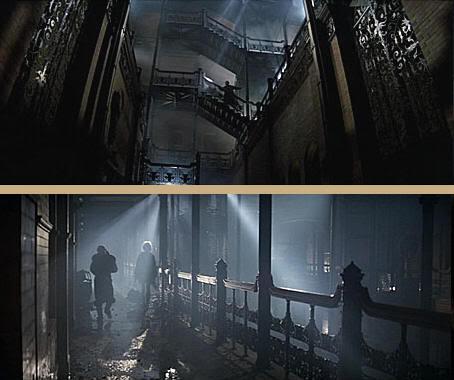 "Edificio Bradbury. ""Blade Runner"" (Ridley Scott, 1982)"