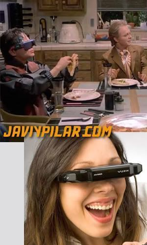 Gafas para ver televisión