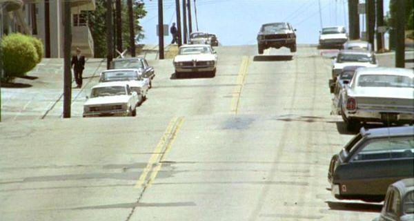 """""""Bullitt"""" (1968): Ford Mustang 390 de 1968 por las calles de San Francisco"""