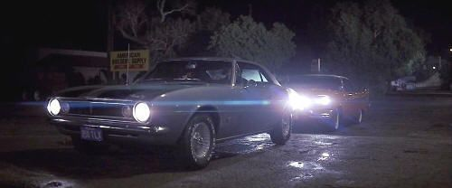 "Chevrolet Camaro 1967 en ""Christine"" (1983)"