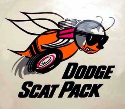 Scat Pack logo