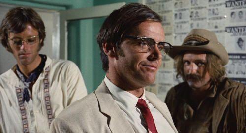 """Jack Nicholson en """"Easy Rider (Buscando mi destino)"""" (1969)"""