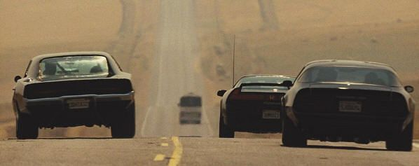 El Dodge Charger de Toretto en Fast Five