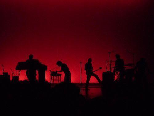 Silueta del grupo (Valladolid, 10 de diciembre de 2008)