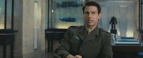 "Tom Cruise en ""Al Filo Del Mañana"" (""Edge Of Tomorrow"", 2014)"