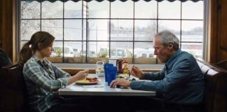 "Amy Adams y Clint Eastwood en ""Golpe de Efecto"" (""Trouble With The Curve"", 2012)"