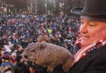 """""""Groundhaog Day"""", el día de la marmota"""