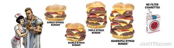 Heart Attack Grill. El restaurante del ataque cardiaco