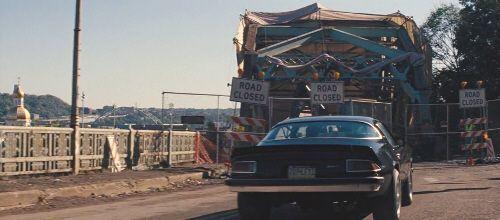 """Camaro de 1975 en """"Jack Reacher"""" (2012)"""