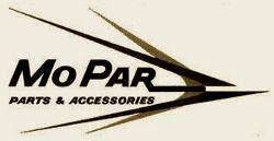 Logo MOPAR de 1959