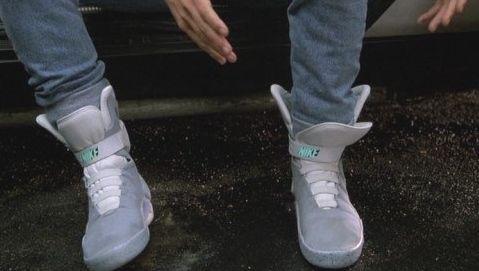 """Zapatillas Nikecon """"robocordones"""""""