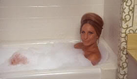 "La sexy Barbra Streisand en ""¿Qué Me Pasa, Doctor?"" (""What's Up, Doc?"", 1972)"