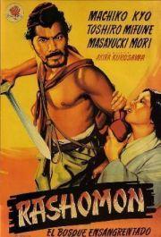 Rashomon, con Toshiro Mifune