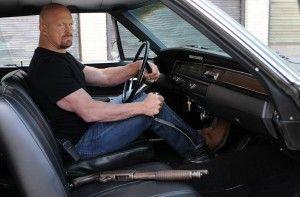 """Plymouth GTX de 1968 en """"Recoil"""" (2011)"""