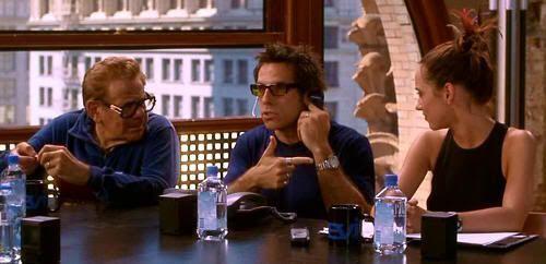"Jerry Stiller, Ben Stiller y Jennifer Love Hewitt en ""The Suburbans"" (1999)"